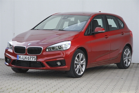 BMW 218D ACTIVE TOURER | BMW 218D ACTIVE TOURER: resultados do teste