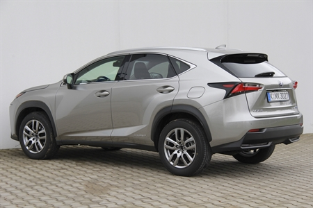 LEXUS NX 300H BUSINESS (5 PORTAS AUT.) | LEXUS NX 300H BUSINESS (5 PORTAS AUT.): resultados do teste