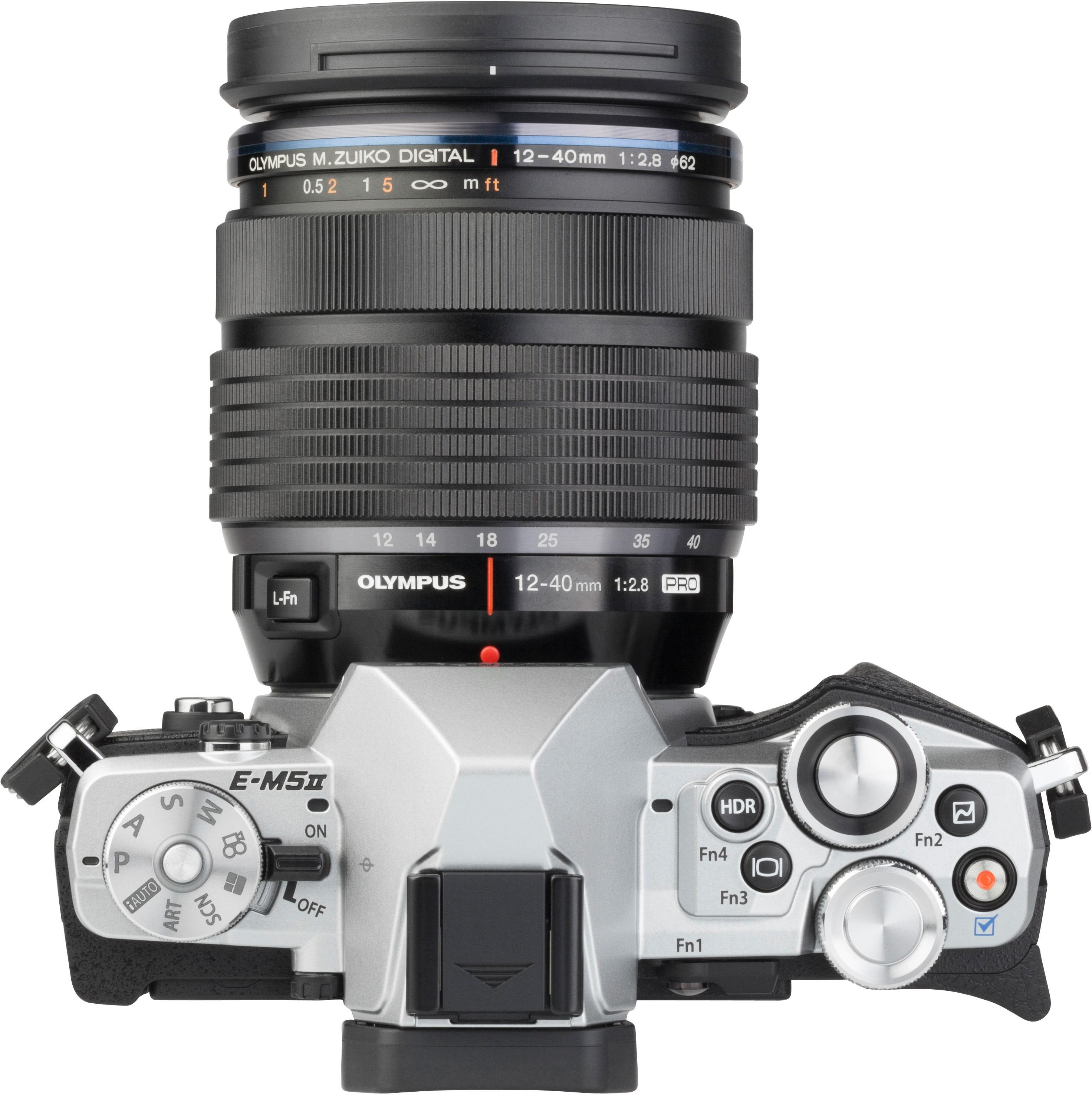 Olympus Om D E M5 Mark Ii Ed 12 40mm Pro Testes Deco Proteste Kit F 28