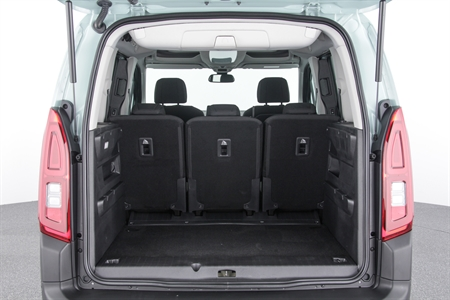 CITROEN BERLINGO 1.2 PURETECH M FEEL (5 PORTAS) | CITROEN BERLINGO 1.2 PURETECH M FEEL (5 PORTAS): resultados do teste