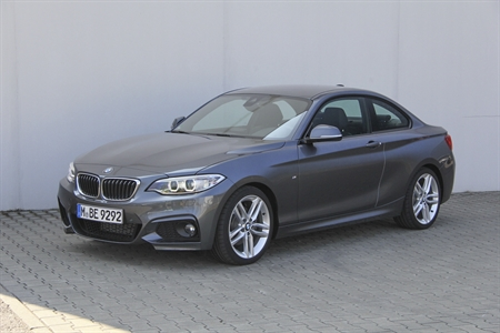 BMW 220 D ADVANTAGE (2 PORTAS) | BMW 220 D ADVANTAGE (2 PORTAS): resultados do teste