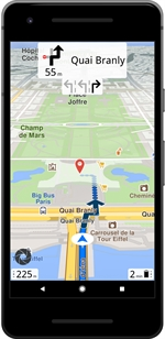 GENERAL MAGIC MAGIC EARTH PRO NAVIGATION (ANDROID) | Avaliação de Aparelhos e Apps GPS | Comparador DECO PROTESTE