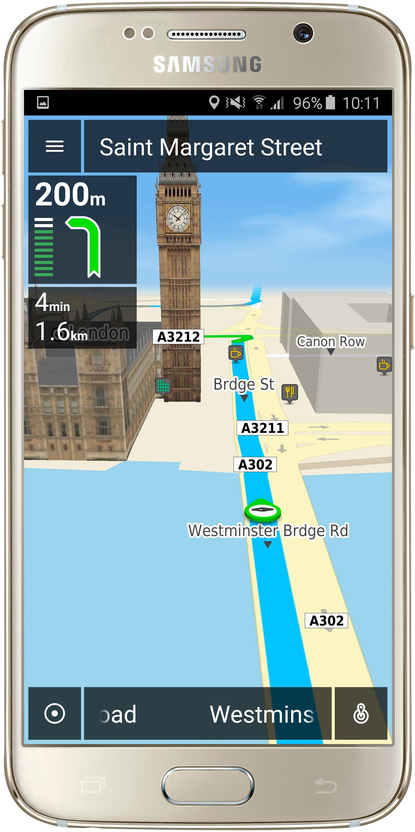 mapa espanha tmn drive MEO Drive Espanha (Android) | Testes DECO PROTESTE mapa espanha tmn drive