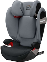CYBEX Solution S-Fix | Cadeiras auto | Testes DECO PROTESTE
